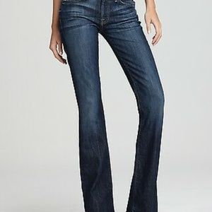 NWT 7 For All Mankind Original Bootcut